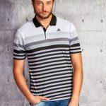 koszulki polo męskie stylizacje